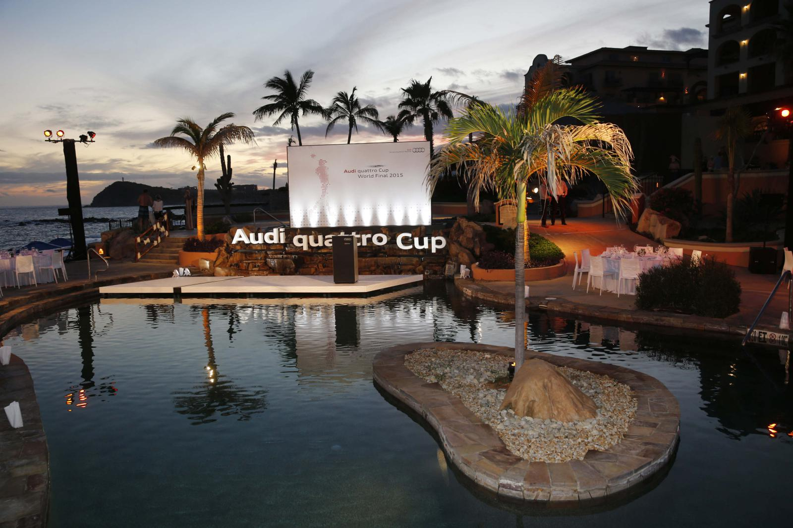 Audi Cup In Los Cabos Los Cabos Golf Cabo Pacific Tours